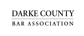 Darke County Bar Association Logo